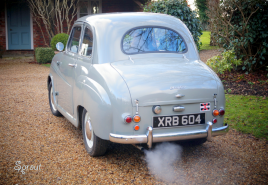 wedding car hire hampshire