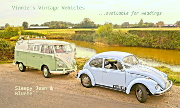 vw wedding car hire